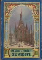 Ricordo Milano 32 Vedute Serie Edizione 258 Riservata - Livres, BD, Revues