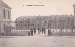 CPA 86  POITIERS, Quartier Aboville .(animée) - Poitiers