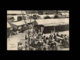 50 - CARENTAN - Marchands D'Anguilles - Carentan