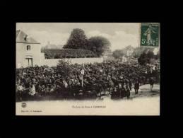 50 - CARENTAN - Un Jour De Foire - Carentan