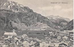 L756 - Andermatt Und Bätzberg - UR Uri