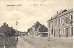 80 - Corbie - Faubourg D' Etampes - Corbie
