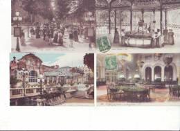 Vichy                 Lot De 4 Cartes Postales. - Vichy