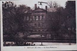 BOULAY - Boulay Moselle