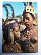 Afrique En Couleurs Danseuses Africaines 5000 - Cartes Postales