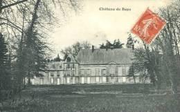 N°27173 -cpa Château De Baye - Autres Communes