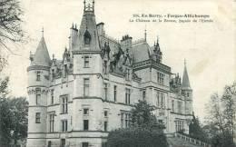 N°27189 -cpa En Berry -Farges Allichamps-château De La Brosse- - Autres Communes