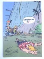 CARTE Postale SPIROU N°51 - SUPPLEMENT AU JOURNAL 1986 COUVERTURE DU RECUEIL 69 FRANQUIN - MARSUPILAMI - Tarjetas Postales
