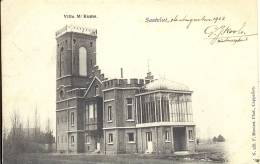 ZANDVLIET 1902   SANTVLIET VILLA MR KUMS - Antwerpen