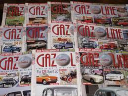 Revue Automobile GAZOLINE - Automobili & Trasporti