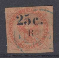 Réunion  Yvert  4 , Used , CV Maury  €  65 - Réunion (1852-1975)