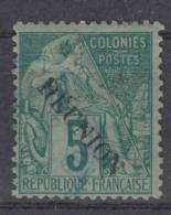 Réunion  Yvert  20 A  Used - Reunion Island (1852-1975)