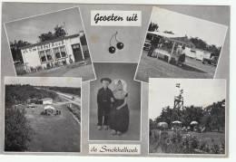 Oude Postkaart Kapelle Biezelinge, Tilroe's Fruitbedrijf, Groeten Uit De Smokkelhoek (pk11508) - Andere