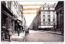 CPA:  PARIS - Rue De Turennes- Animée - Paris (03)