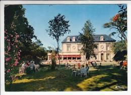 STE MARGUERITE SUR MER 76  - HOTEL RESTAURANT DES SAPINS - CPSM CPM GF  - Seine Maritime - France