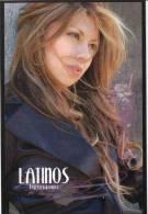 Lote PEP170, Ecuador, Postal, Postcard, Mujer, Woman, Latinos, Saco Azul - Ecuador
