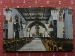 Pologne - Czersk - Wnetrze Kosciola Katol - Polonia