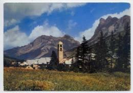 Vallée De La Guisane--LE CASSET --1967--Vue Générale ,cpsm  10 X 15  N° 107  éd Francou - Autres Communes