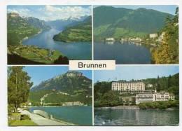 SWITZERLAND - AK138622 Brunnen - SZ Schwyz