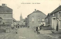 88 LIFFOL LE GRAND RUE DE L'EGLISE - Liffol Le Grand