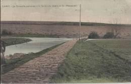 Labry La Passerelle Conduisant A La Station Du Chemin De Fer (giraumont) - Ohne Zuordnung