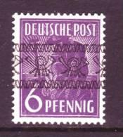 Germany Deutsche Post 601   * - American/British Zone