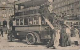 PARIS (.un Omnibus Automobile ) - Arrondissement: 15