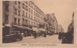PARIS ( Rue Lecourbe ) - Arrondissement: 15