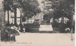 PARIS ( Square Cambronne ) - Arrondissement: 15
