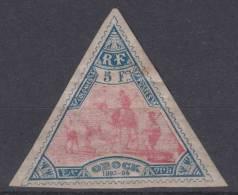 Obock   Yvert  61 MH/*, CV Maury  €  120 - Obock (1892-1899)