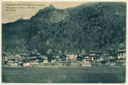CHIALAMBERTO VALLE GRANDE DI LANZO FRAZ. BRENO COL BECH DELLA MEA 1934 - Other Cities