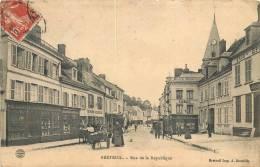 60 BRETEUIL RUE DE LA REPUBLIQUE - Breteuil