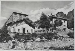 BRESCIA - Passo Del Tonale - Chiesa E Convento Dei Frati - Brescia