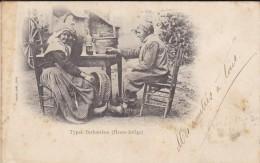09----Types Bethmalais---(haute Arriège)--( état  TRES MOYEN )--voir 2 Scans - Unclassified