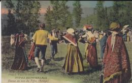 09----Types Betmalais---danse Au Du Fifre--voir 2 Scans - Unclassified