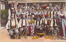09---Les Vieux Costumes Pyrénéens--costumes De BETHALE--voir 2 Scans - Unclassified