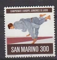 PGL AR0109 - SAN MARINO SAINT MARIN SASSONE N°1078 ** - San Marino