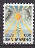 PGL AR0272 - SAN MARINO SAINT MARIN SASSONE N°1164 ** - San Marino