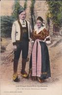 09----ariège Un Couple Bethmalais--voir 2 Scans - Unclassified