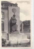 BR42558 Monument Haquin  Quaregnon    2 Scans - Quaregnon
