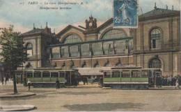 PARIS ( La Gare Montparnasse ) - Arrondissement: 15