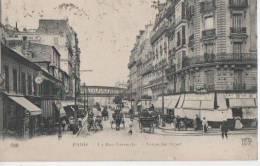 PARIS ( La Rue Lecourbe ) - Arrondissement: 15