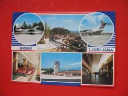 AERODROM LJUBLJANA-BRNIK - Aerodrome