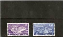 ITALIE  N 602/03    NEUF X - 1946-60: Nuevos