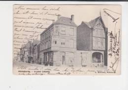 MIDDELKERKE / LEOPOLDLAAN 1904 - Middelkerke