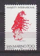 PGL AR0165 - SAN MARINO SAINT MARIN SASSONE N°1106 ** - San Marino