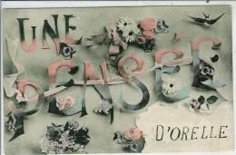 UNE PENSEE D'ORELLE - France