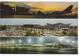 TRANSPORT AERODROME BEOGRAD SERBIA BIG POSTCARD - Aerodrome