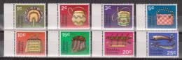 Tokelau 1971 Mi. 18-25** MNH - Tokelau