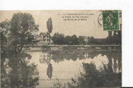 LA VARENNE SAINT HILAIRE.La Pointe De L'ile D'Amour. Les Bords De La Marne. - Otros Municipios
